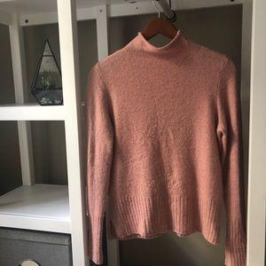 🌸 Madewell Mock Turtleneck Sweater